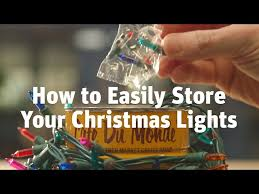 how to store christmas lights how to store your christmas lights tangle free
