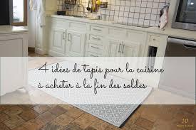 tapis pour cuisine 4 tapis pour la cuisine à acheter en ligne à la fin des soldes