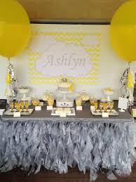 baby birthday ideas kara s party ideas yellow grey elephant themed birthday party