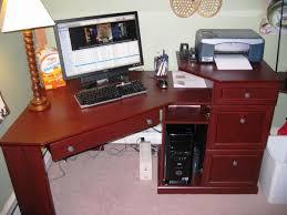 corner desk with hutch small computer corner desks for best with