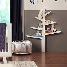 Babyletto Spruce Tree Bookcase In White Buybuy Baby