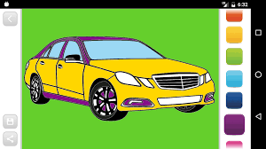 cars coloring book android apps on google play