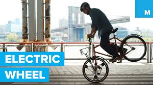 motocross pedal bike electrify your bike with this wheel mashable youtube