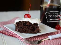 cherry coke chocolate cake saving second base recipe coke