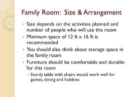 Planning Living Areas What Is A Living Area Living Room Dining - Family room size