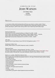 Curriculum Vitae Medical Doctor John Watson U0027s Curriculum Vitae Trishkafibble Sherlock Tv