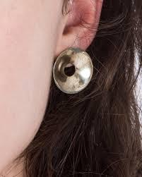 spacer earrings spacer stud earrings creatures of comfort
