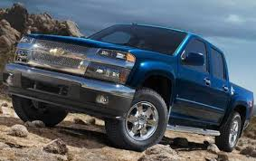 2010 chevrolet colorado information and photos zombiedrive