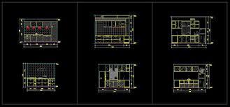 kitchen design template u2013 cad design free cad blocks drawings
