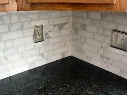 kitchen backsplash black marble tile tile countertops carrara