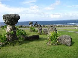 Cnmi Flag A Symbol Of The Marianas Latte Stones Ambassador Report Our