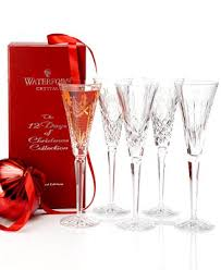 waterford the 12 days of flute collection all