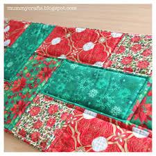 holiday table runner ideas table runner ideas the crafty mummy