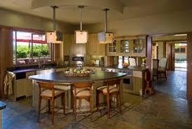 kitchen triangle design with island corner kitchen designs with island brucall com