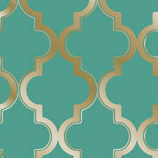 peel and stick vinyl wallpaper shop tempaper elements 56 sq ft honey jade vinyl geometric peel and