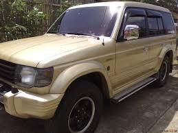 mitsubishi gold mitsubishi pajero 2003 car for sale negros occidental tsikot