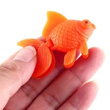 jardin plastic aquarium fish tank floating goldfish ornament 3pc