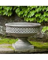 Stone Urn Planter by Big Deal On Williamsburg Cast Stone Urn Planter