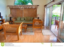Polynesian Home Decor by Hawaiian House Rentals Royalty Free Stock Image Image 11615926