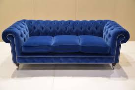 Grey Velvet Chesterfield Sofa by 30 Ideas Of Small Chesterfield Sofas