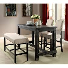 how high is a counter height table three posts ahner counter height pub table reviews wayfair