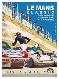 porsche poster 911motorsport i automobilia i le mans 2010 poster i limited edition