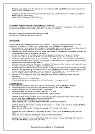 Sample Welder Resume by Cv Maher