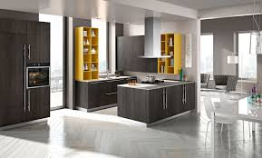 Yellow Kitchen Paint by Neutral Kitchen Paint Color Ideas Black Ceramic Floor Tile White