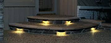 Step Lights Led Outdoor Low Voltage Led Step Lights Outdoor Photo 9 Line Lefula Top