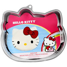 Hello Kitty Halloween Fabric by Wilton Hello Kitty Cake Pan