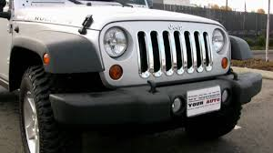 jeep chrome chrome grille overlay installation video youtube