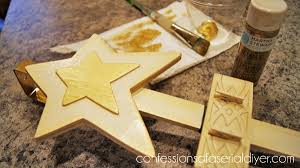 how to make a christmas tree card holder confessions of a serial