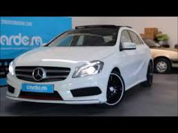 amg stand for mercedes mercedes a200 amg stand cardeira