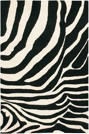 Black And White Zebra Area Rug 104 Best Rugs Images On Pinterest Area Rugs Contemporary Rugs