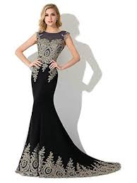 misshow women u0027s lace embroidery maxi mermaid formal evening prom