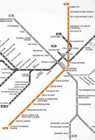 assembly row map boston s map of bars near the t mbta bar map thrillist