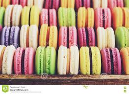 macaroons mix pistachio strawberry blackberry lavender