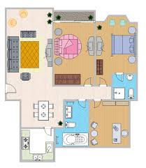 create a floor plan free color home plan free color home plan templates