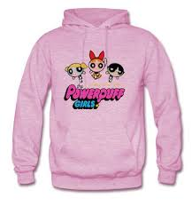 powerpuff girls sweatshirt on the hunt