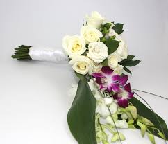 how to make wedding bouquet cascading bouquet tutorial