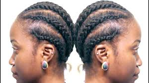 what is corn rowing in hair how to cornrow your hair braiding pattern under wigs youtube