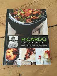 cuisine ricardo giveaway signed cooker book by ricardo cuisine leelalicious
