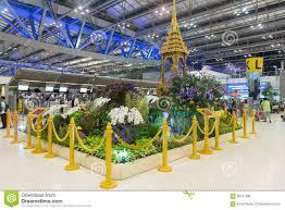 public indoor garden bangkok thailand stock photo image 55565064