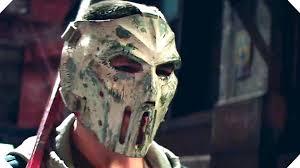 Casey Jones Halloween Costume Ninja Turtles 2 Casey Jones Est Dans La Place Extrait 1