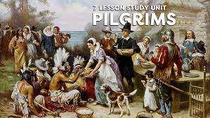 pilgrim unit 7 lessons thanksgiving activity grades 3 8