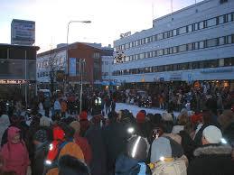 file celebration in rovaniemi jpg wikimedia commons