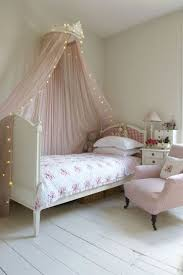 Canopy Bed Curtains For Girls Girls U0027 Room Bed Canopy Sheer Bed Curtain Ideas Kidspace Interiors