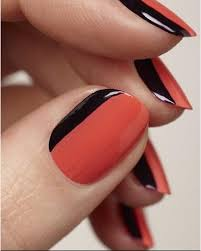 chic not to mention easy nail idea to try this fall the
