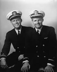 John F Kennedy Junior Pp83 Lt Jg John F Kennedy And Ensign Joseph P Kennedy Jr