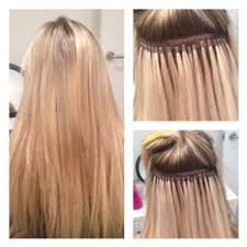 in hair extensions reviews nano bead hair extensions review hair weave